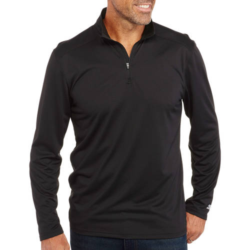 Starter Men's 1/4 Zip Jacket