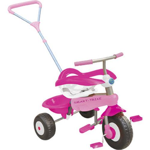 Smart Trike Cookie Tricycle Color: Pink/White