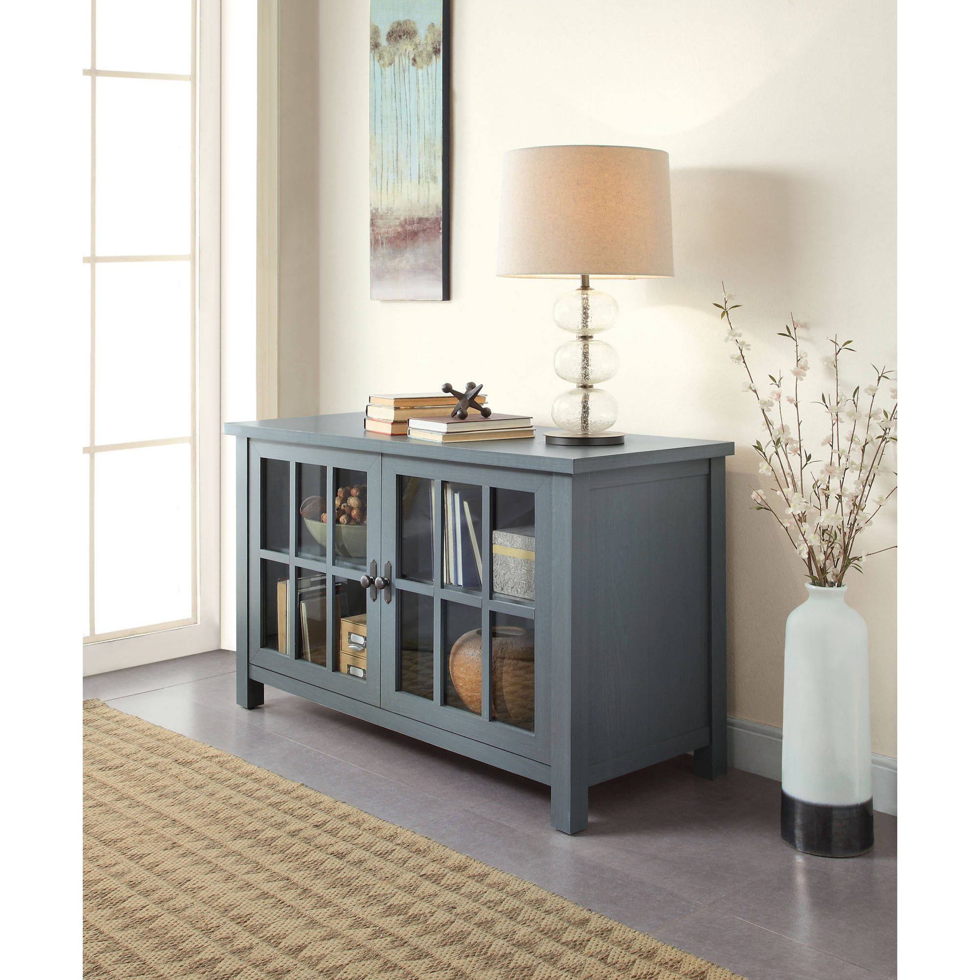 Better Homes and Gardens Oxford Square TV Console for TVs up to 55     Walmart com. Better Homes and Gardens Oxford Square TV Console for TVs up to 55