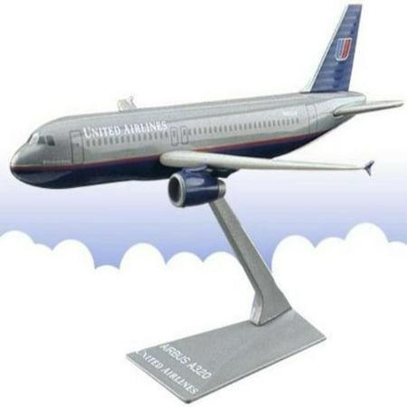 Daron Lp0523 A320 United Airline   1990S Scheme