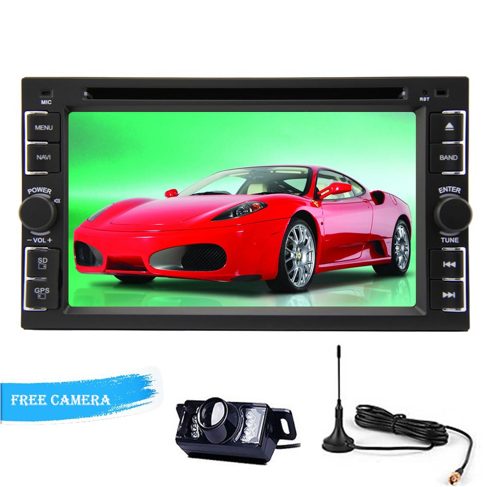 USB SD Car Stereo Radio Receiver Autoradio Monitor Video ...