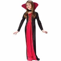 Victorian Vampiress Child Halloween Costume