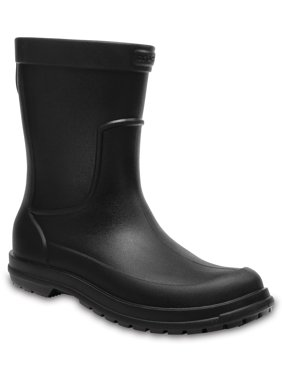 Crocs Men's AllCast Rainboots