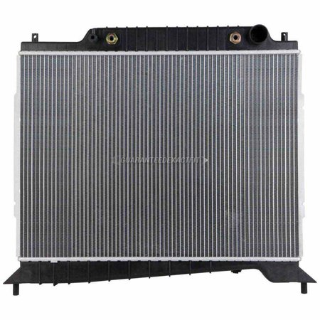 New Radiator For Ford Expedition & Lincoln Navigator
