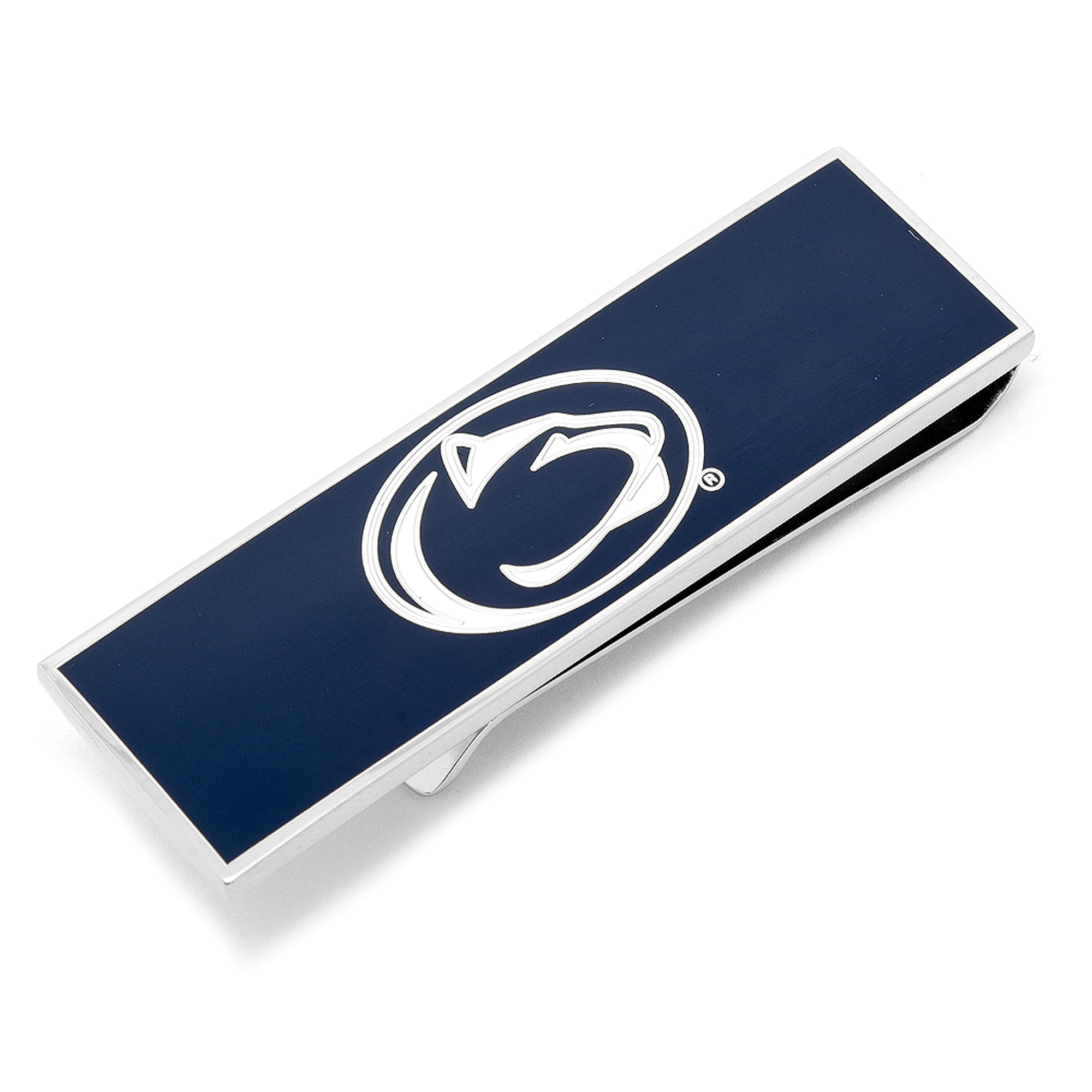 NCAA Mens Plated Penn State University Nittany Lions Money Clip PD-PSU-MC NEW