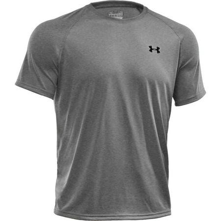 1228539 Men's Heather Gray Tech S/S T-Shirt - Size 3X-Large (Arborwear Tech T-shirt)