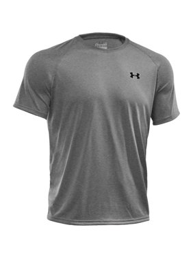 7cbe68d1 Product Image 1228539 Men's Heather Gray Tech S/S T-Shirt - Size 3X-Large
