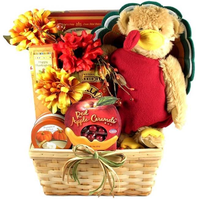 Gift Basket Drop Shipping GoGo Gobble, Gobble, Thanksgiving Gift Basket