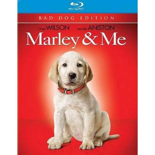Marley & Me (Blu-ray + DVD) (With INSTAWATCH) (Widescreen)