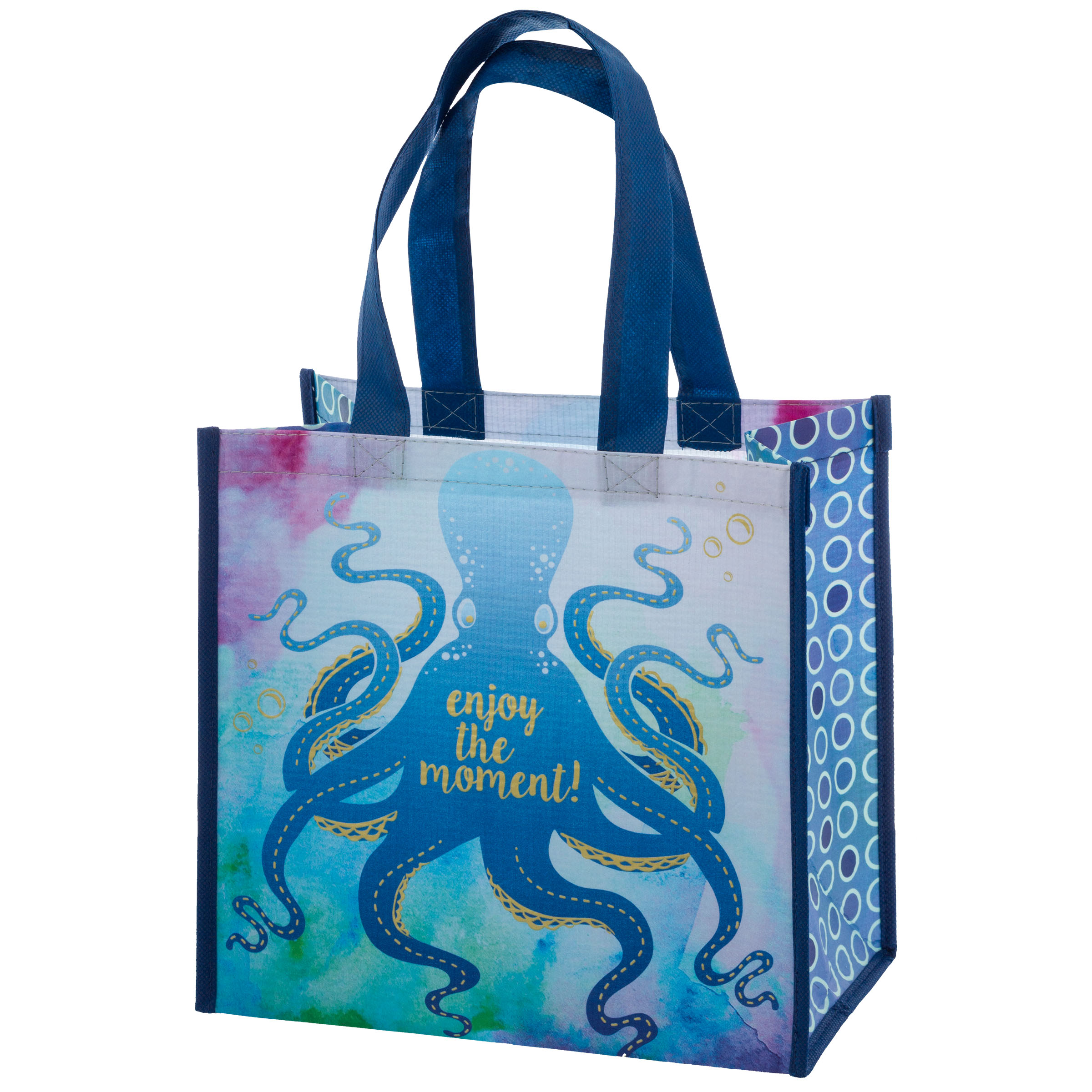 Medium Gift Bag, Octopus