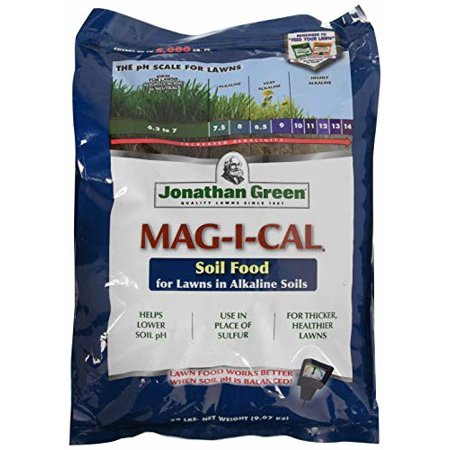 Jonathan Green & Sons, 12200 Mag-I-Cal Soil Food, Natural Organic, 5000 sq. ft.