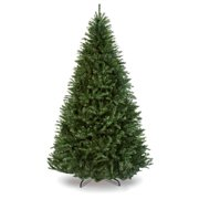 Best Choice Products 6ft Hinged Douglas Full Fir Artificial Christmas Tree Holiday Decoration w/ Foldable Metal Stand