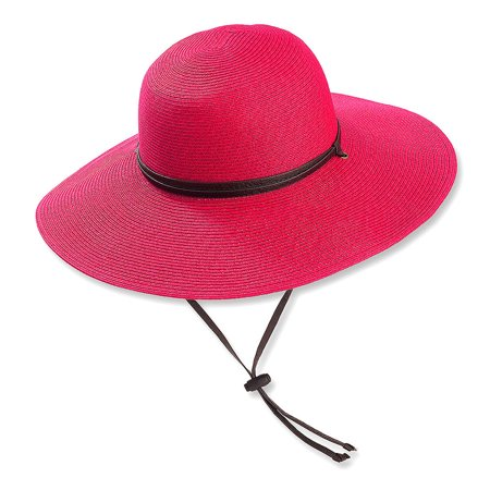 San Diego Hat Company /Womens Core/Garden hat - red