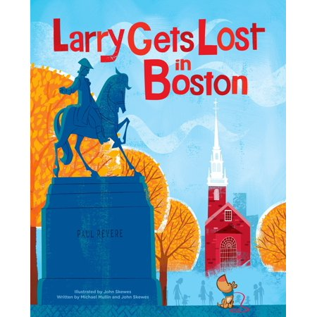 Larry Gets Lost in Boston (Be Well Red Teas Get Lost Review)