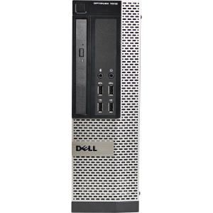 Refurbished Dell OptiPlex 7010 Desktop PC with Intel Core i7-3770 Processor, 16GB Memory, 2TB Hard Drive and Windows 10 Pro (Monitor Not Included)