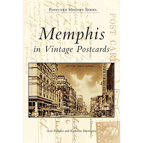 Memphis in Vintage Postcards
