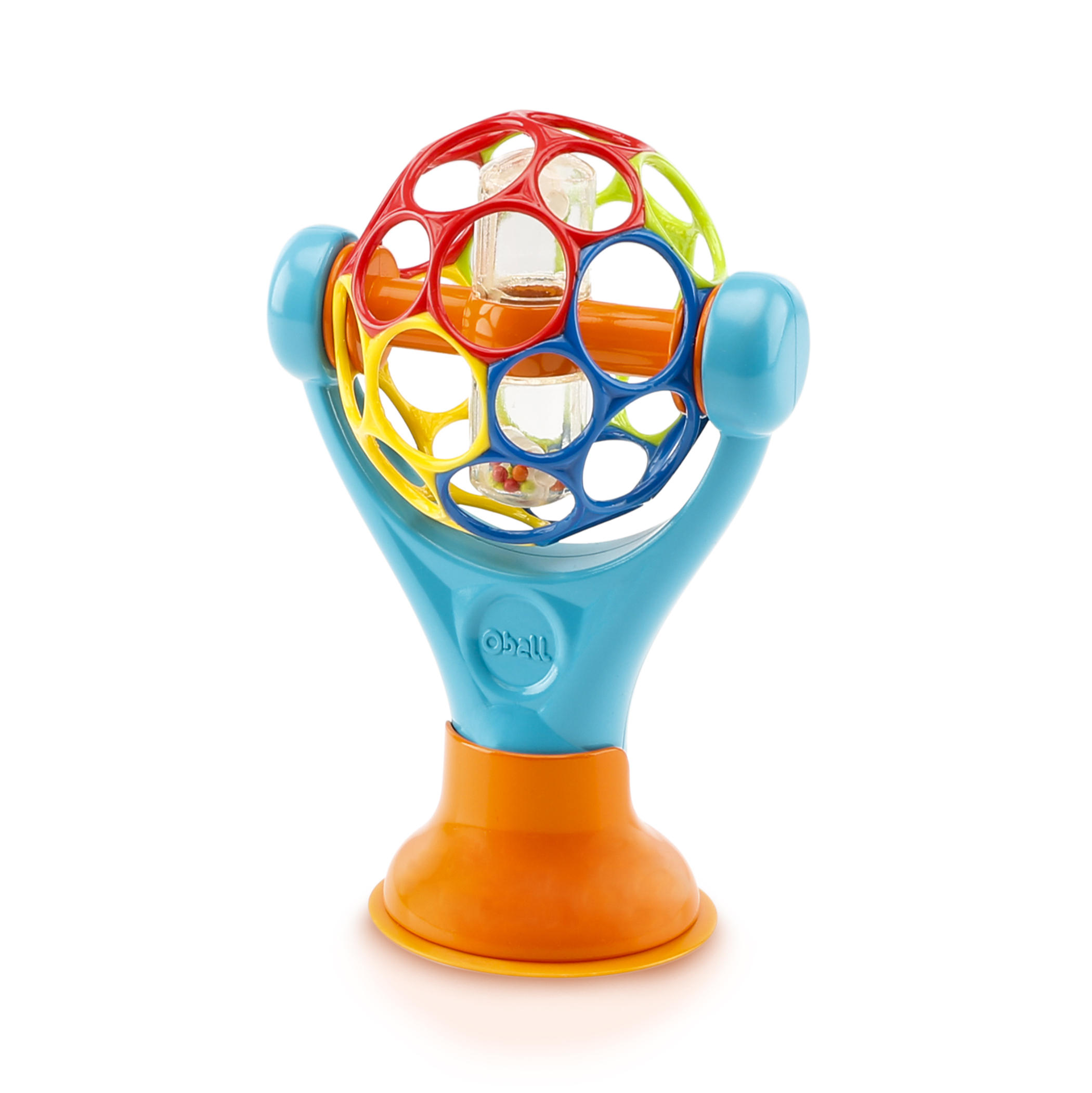 Oball Grip & Play Suction Toy