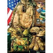 MasterPieces U.S. Army - Army Strength 1000pc Puzzle