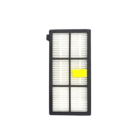 Robot Vacuum Cleaner Parts Hepa Filter Replacement for iRobot Roomba 800 900 Series 800 805 850 860 861 866 870 880 890 960 980 - image 1 of 7