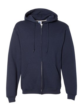 Russell Athletic Men's Dri Power Hooded Full-Zip Sweatshirt, Style 697HBM