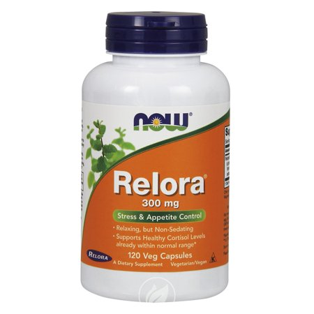 Now Foods - Relora, 300 mg, 120 Vcaps, Pack of 2