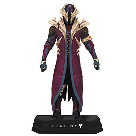 - Toys Destiny King's Fall Warlock Collectible Action FigureDesigned with 14+ points of articulation for dynamic posing By McFarlane