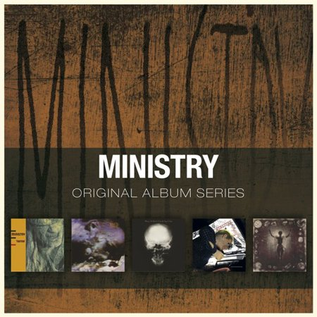- Ministry - Original Album Series [CD]