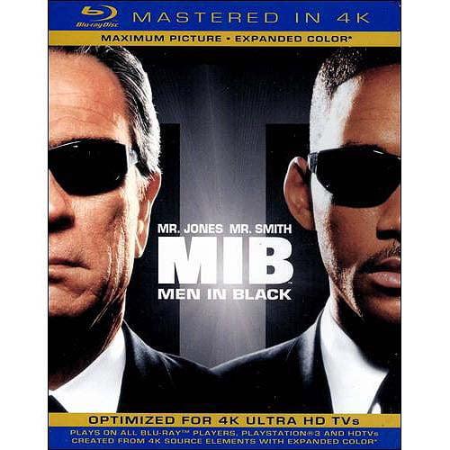 Men In Black (Blu-ray) (Widescreen)