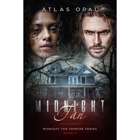 Midnight Tan (Midnight Tan Vampire Novella Romance Series Book 1) -