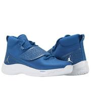 5ae4c3759947 Nike Air Jordan Super.Fly 5 PO Royal Slvr-Wht Men s Basketball Shoes