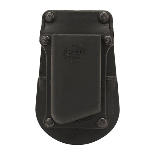 Fobus Single Mag Pouch-Paddle-RH .45Cal SKU: 390145 with Elite Tactical Cloth by Fobus