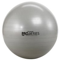 "TheraBand SCP Pro Series ball, 85 cm (33.5""), silver"