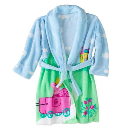 Peppa Pig Toddler Girls Robe