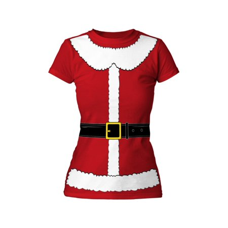 Mrs Lovett Dress (Impact Originals Manufacturer Design Mrs. Claus Juniors Tunic Dress)
