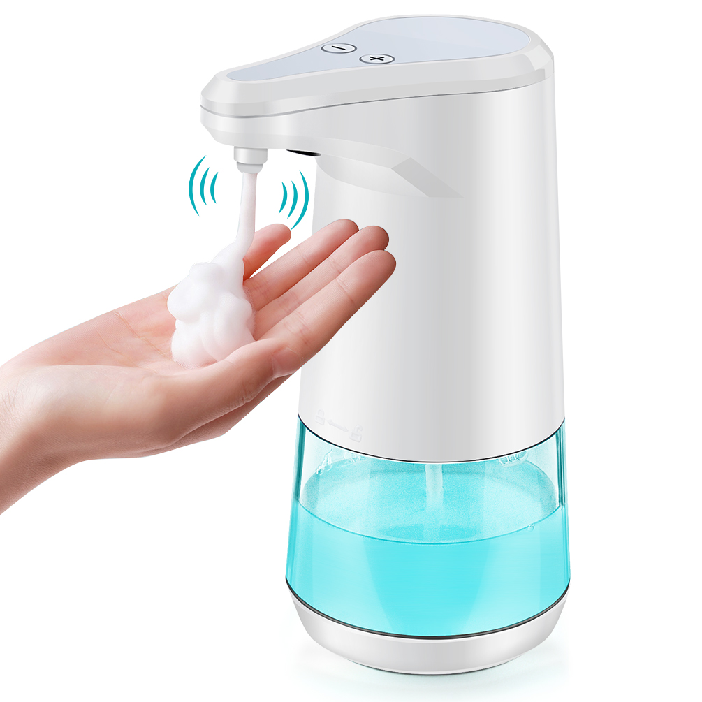 Details about  /Automatic Foam Soap Dispenser Touchless Foaming Infrared Motion Sensor