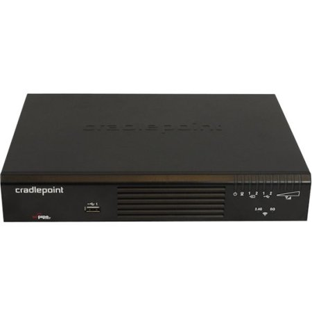 CradlePoint - 2100LPE-VZ - CradlePoint AER 2100LPE-VZ IEEE 802.11ac Cellular, Ethernet Modem/Wireless Router - 4G - LTE