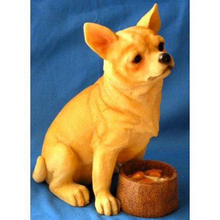 - Gift Link Chihuahua Puppy with Food Bowl Money Bank