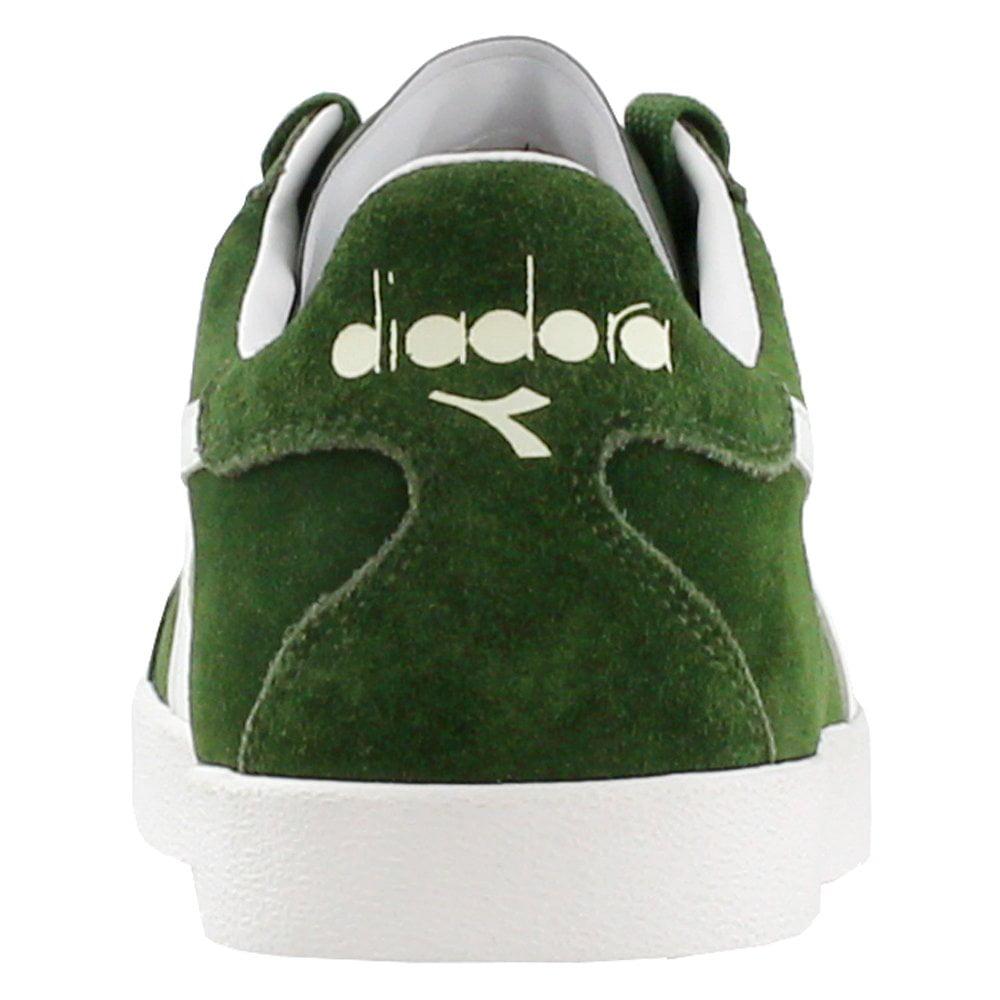 Blue Mens Diadora Pitch Sneakers Casual