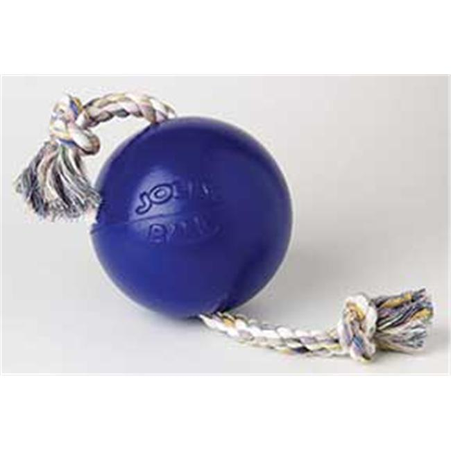 Horsemen S Pride Romp And Roll Ball Blue 4. 5 Inch - 645 BL