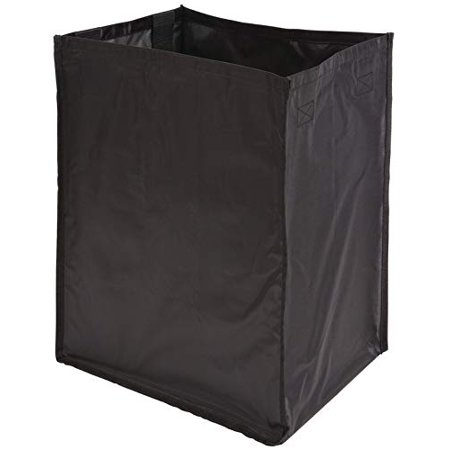 Hafele Hamper Replacement Bag - Synergy Collection - Nylon - Black (W 10 1/2
