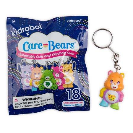 Polar Bear Keychain (Care Bears Series 2 1.5