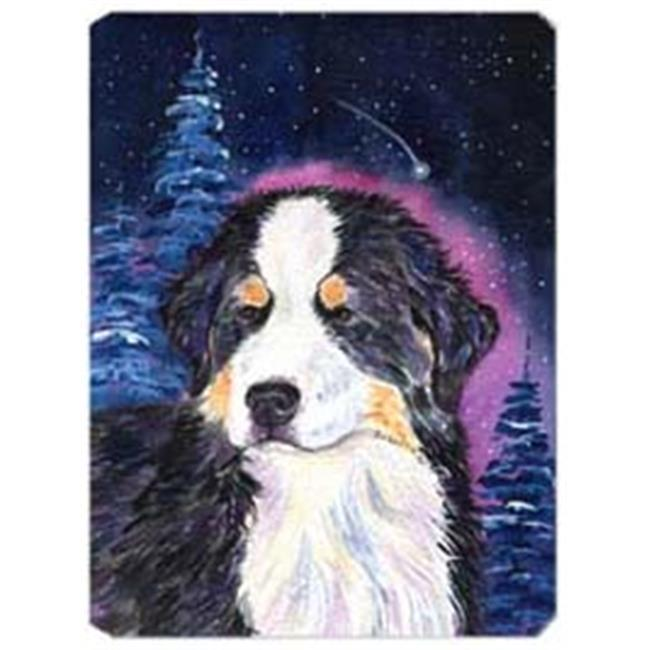 Starry Night Bernese Mountain Dog Mouse Pad - image 1 of 1
