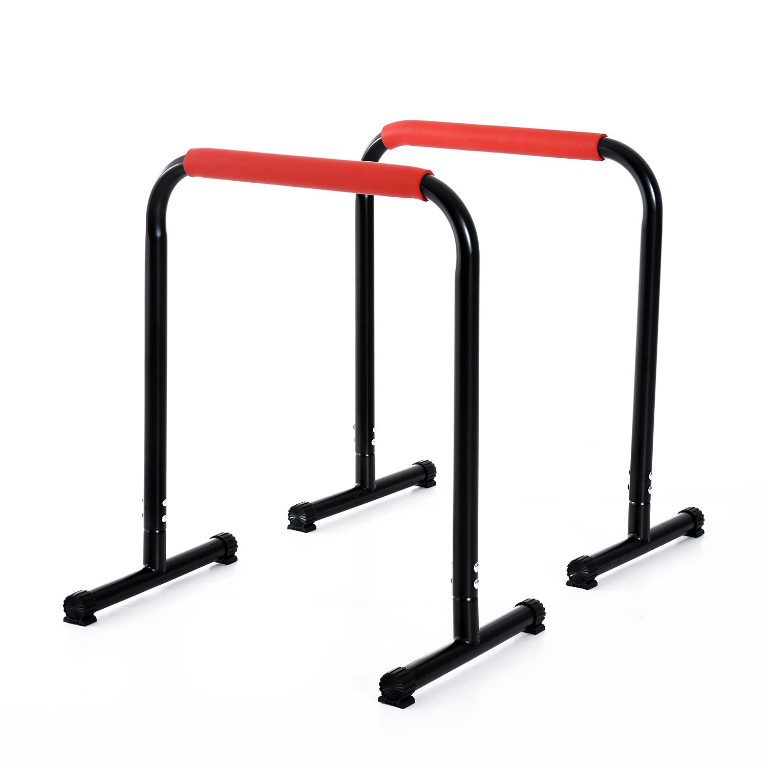 Workout Training Exercise Home Fitness Handle Tools Push Up Stands Pull Gym Bar