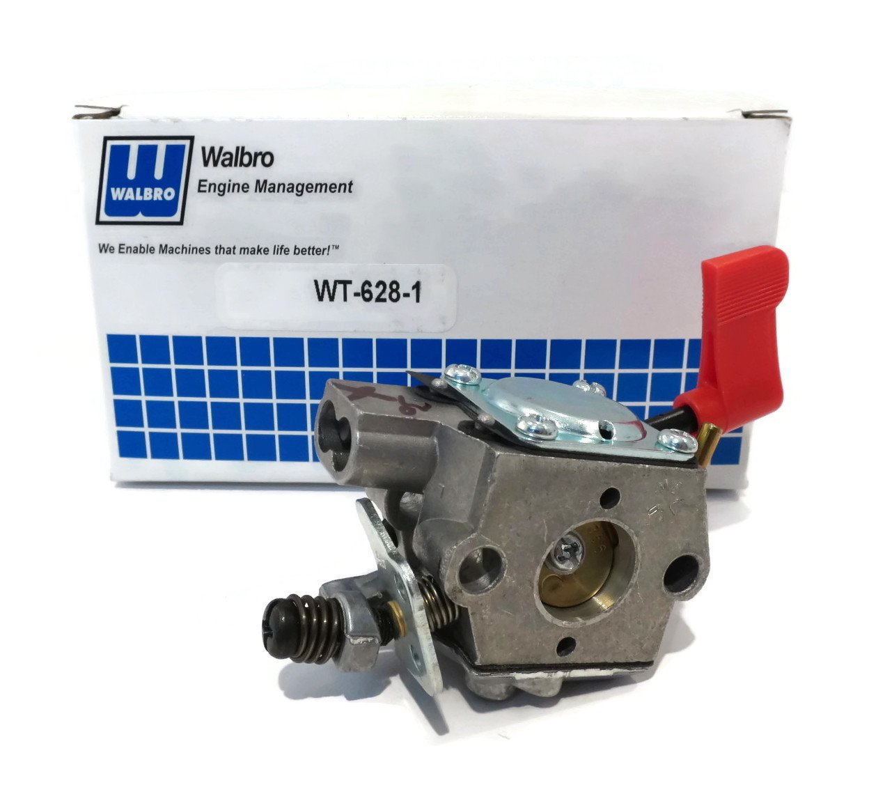 OEM Walbro CARBURETOR Carb WT-628 Poulan / Sears Craftsma...