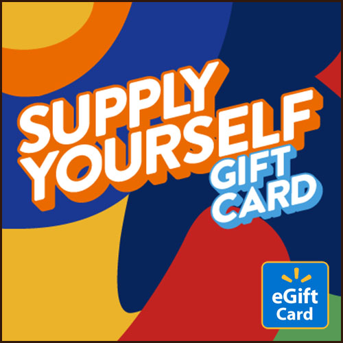 Back to School 70s Walmart eGift Card