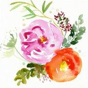 Mai Autumn Eva by Christine Lindstrom Painting Print