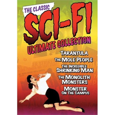 Classic Sci-Fi Ultimate Collection Volume 1 (DVD)