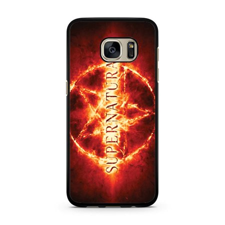 Supernatural Galaxy S7 Edge Case ()