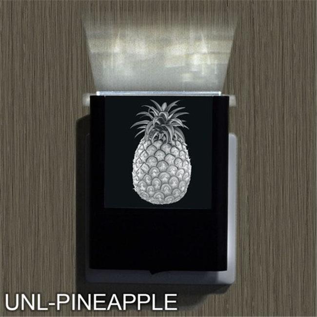 Uniqia UNLG0073 Night Light - Pineapple Laser