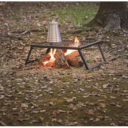 Ozark Trail Outdoor Equipment Heavy-Duty Camp Grill Gsi Campfire Grill